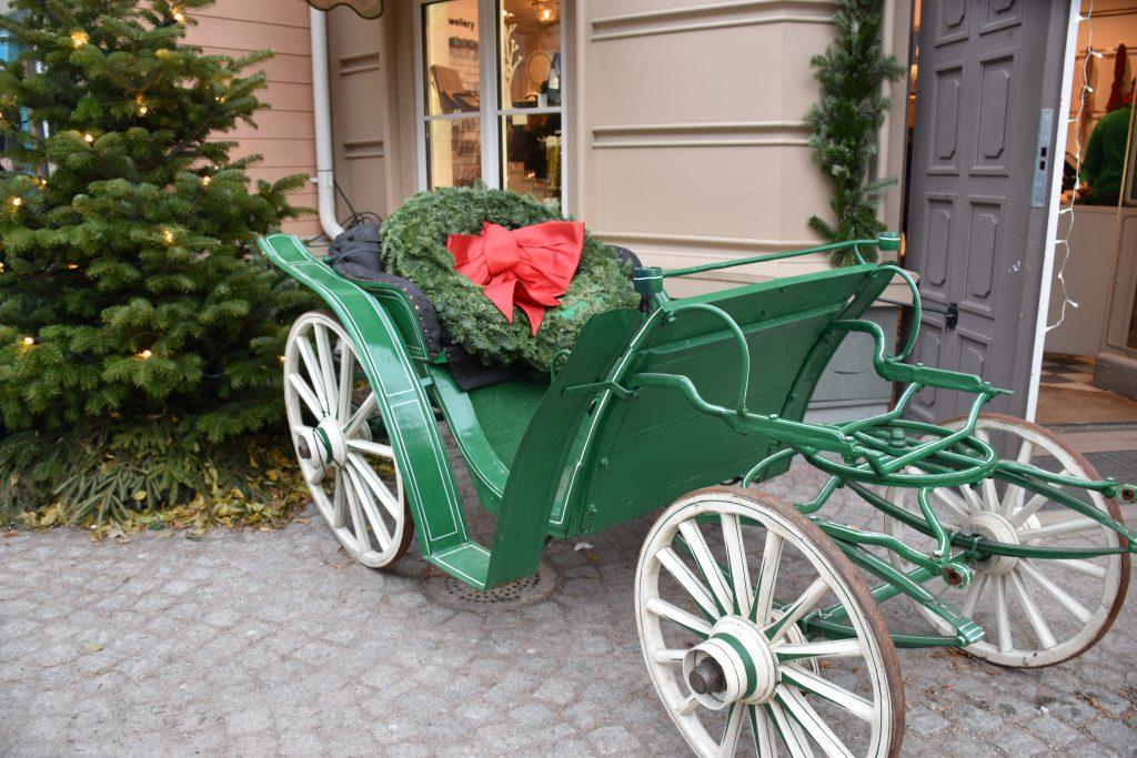 Julmarknad på Liseberg