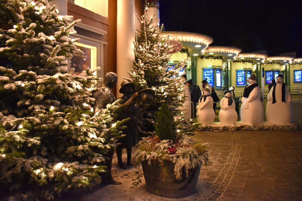 Julmarknad/Julbord på Liseberg