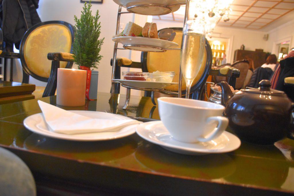 A.C Perch Tearoom