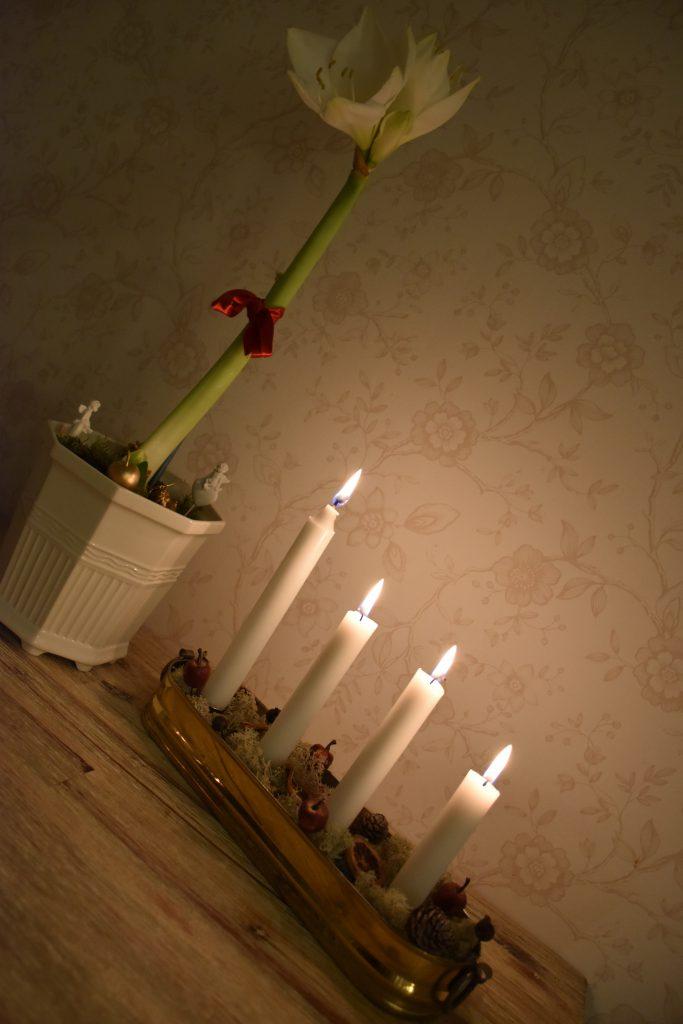 Julen närmar sig med stormsteg