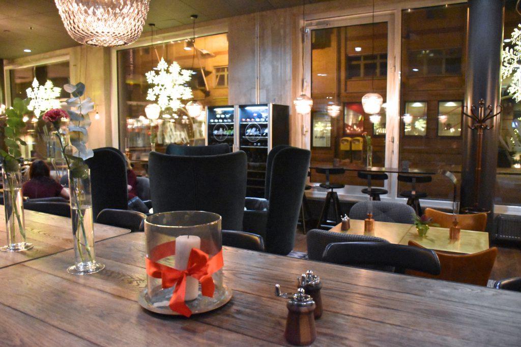 Radisson Blu Metropol Hotel -Helsingborg Frukostmatsalen